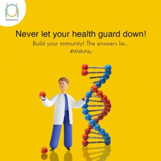 Strengthen your body's ability to fight environmental factors. Keep yourself protected by giving your body all the right inputs. Find what's best for your body. Link in bio.   #genomics  #genomicanalysis  #healthcheckup  #newyou  #lifestyle  #healthyliving  #nutrigenomics  #nutrition #betteryou #explorethenewyou